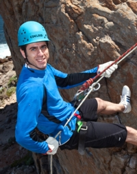 Abseiling for all age groups
