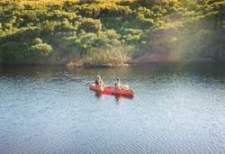 Experience a peaceful paddle on the Margaret River.