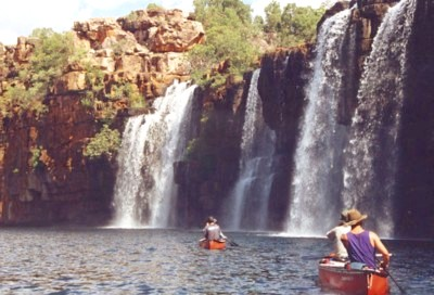 Canoeing in the Kimberley Region